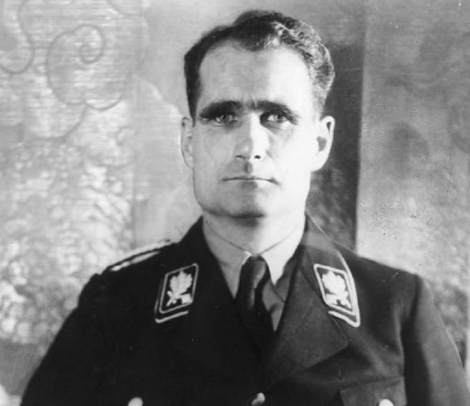 Rudolf Hess, 1935r.