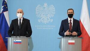 Morawiecki i Janša wzywają Niemcy do rezygnacji z Nord Stream 2