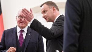 """""""Obiecał zainteresowanie"""". Rozmowa Duda-Steinmeier ws. wysłuchania w..."""