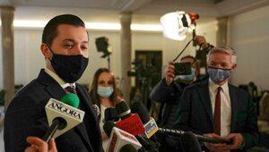 Strzeżek: Koalicja nie jest w rozkładzie, mamy zobowiązania wobec Polaków