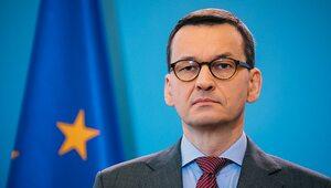 Morawiecki: Jesteśmy rozczarowani decyzją USA