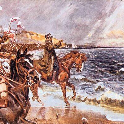 Platynowy pierścień, który zwrócił Polsce Bałtyk
