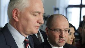 """""""Powiedział to stojąc obok premiera"""". Bielan: Gowin deklaruje, że chce..."""