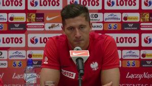 Lewandowski: Chcemy wygrywać i awansować na mundial