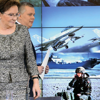 Kto rządzi polską armią?