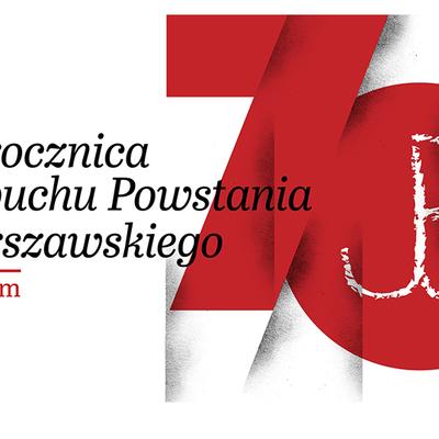70. rocznica wybuchu Powstania Warszawskiego- program obchodów