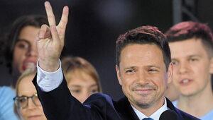 Prezydent Warszawy i lider opozycji w jednym. Gronkiewicz-Waltz...
