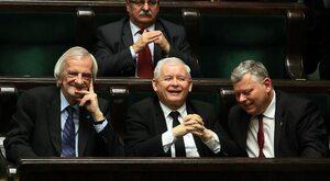 Kaczyński: Wielki triumf taktyki