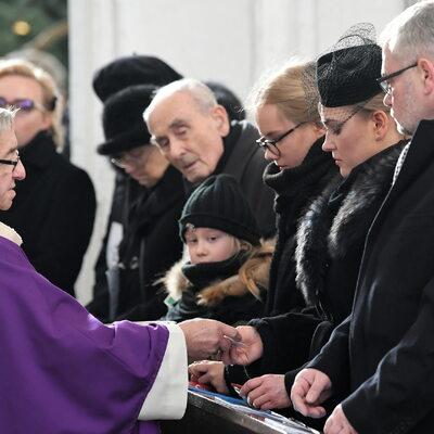 Podarunek papieża dla rodziny Pawła Adamowicza