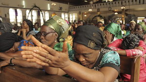 Ksiądz i sześć innych osób zabitych w Nigerii