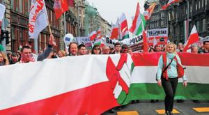 Polak, Węgier i UE