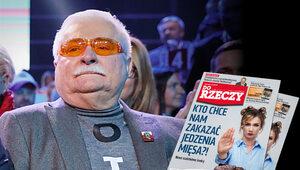 """Semka: Wałęsa jak kula u nogi. O tym w """"Do Rzeczy"""""""