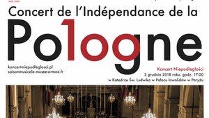 Koncert Niepodległości w Paryżu za nami