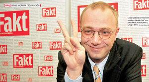 """Rozmowa Kulczyk-Graś i zmiana redaktora naczelnego """"Faktu"""""""