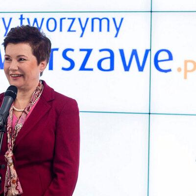 Odwołają Hannę Gronkiewicz-Waltz? Trwa zbiórka podpisów