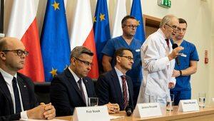 Premier Morawiecki do prof. Zembali: Ma pan we mnie sojusznika