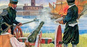 Kircholm na morzu. Jak Polacy przechytrzyli i rozbili szwedzką flotę