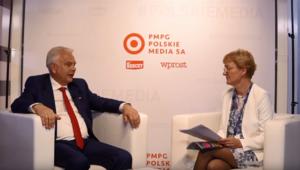 Waldemar Kraska: Chciałbym, by w ratownictwie medycznym pracowali też...