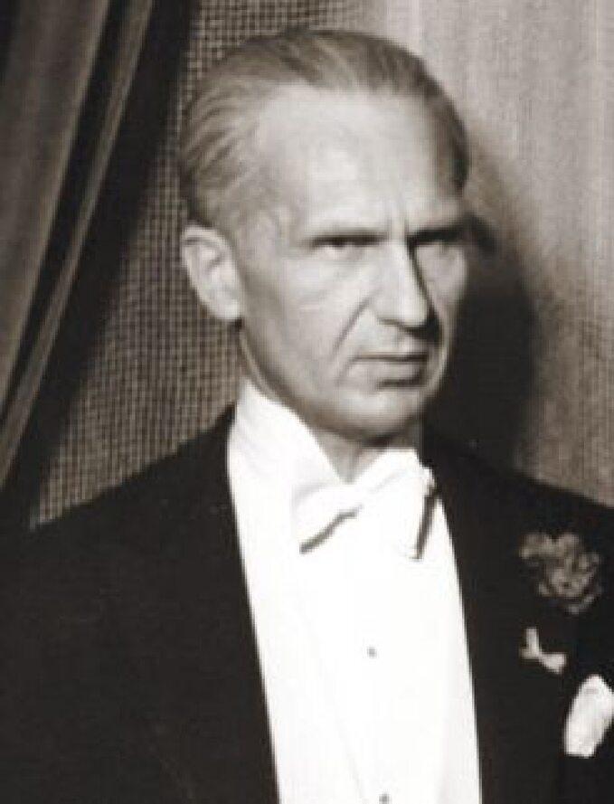 Polski dyplomata Wiktor Podoski (1895-1960)