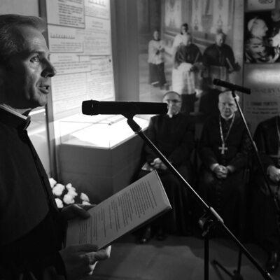 Zmarł ks. Jacek Pietruszka, dyrektor Muzeum Jana Pawła II w Wadowicach