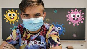 Pandemia najmocniej uderza w dzieci