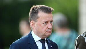 MON: Polska nie naruszyła białoruskiej przestrzeni powietrznej