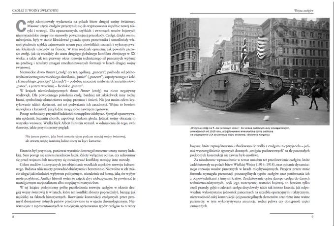 9 strona Czołgi IIwojny światowej