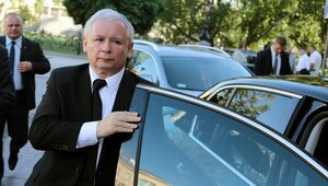 Akcja pod domem Kaczyńskiego. Policjanci zawieszeni