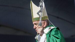 Papież Franciszek: Z gruzów naszych serc Bóg może stworzyć dzieło sztuki