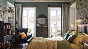 Zielona sypialnia – pomysły i aranżacje wnętrz
