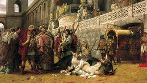 """""""Quo vadis"""" – największe dzieło Henryka Sienkiewicza i jego niezwykłe..."""