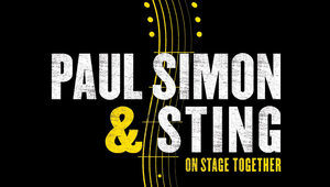 Paul Simon & Sting - On Stage Together