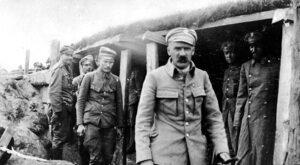 Józef Piłsudski napada na pociąg. Akcja pod Bezdanami