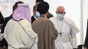 Joe Biden komentuje wizytę Papieża w Iraku