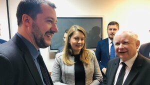 """""""Duet Kaczyński-Salvini to zagrożenie dla Ukrainy"""""""