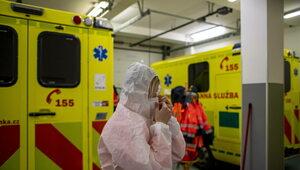 Czechy: Nagrody dla personelu medycznego pracującego na oddziałach...