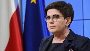 Szydło bezlitosna dla europosłów opozycji: Jest mi wstyd za nich