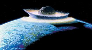 Kometa, lód i potop. Zagłada przyszła z Kosmosu