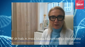 Prof. Mazurkiewicz-Bełdzińska: U wszystkich pacjentów z SMA widać...