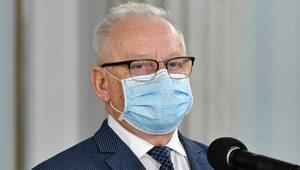 Piecha: Rząd w pandemii działał optymalnie