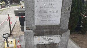 Za pieniądze od kibiców wyremontują pomnik