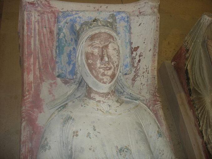 Nagrobek Eleonory Akwitańskiej
