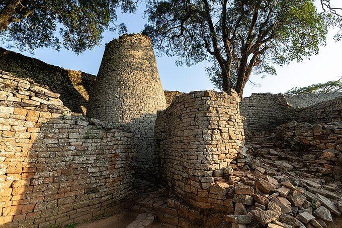 Ruiny Wielkiego Zimbabwe