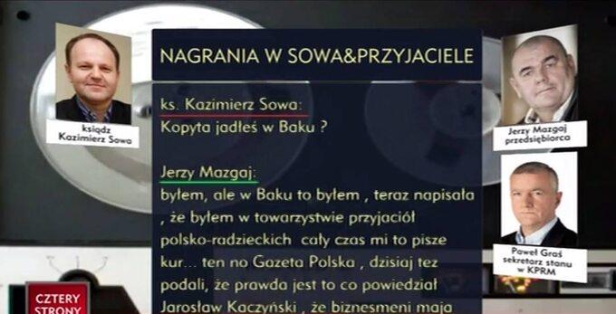 """Zrzut ekranu zTVP info, nagrania w""""Sowa&Przyjaciele"""""""