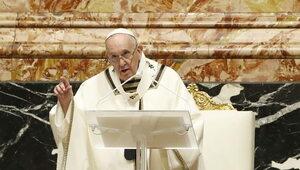 """""""Wzywam całą wspólnotę międzynarodową..."""". Apel papieża w wielkanocnym..."""