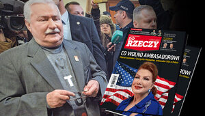 """""""Wałęsa - klątwa Kaczyńskich"""". O tym w """"Do Rzeczy"""""""