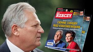 """Śledztwo """"Do Rzeczy"""": Ciemne chmury nad Kwaśniewskimi. Badają przepływy..."""