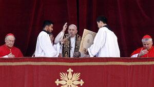 Książka przeciw Franciszkowi?