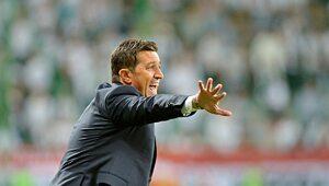 Legia zwolniła trenera