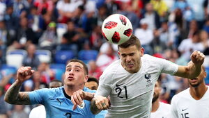 Francja pierwszym półfinalistą mundialu w Rosji